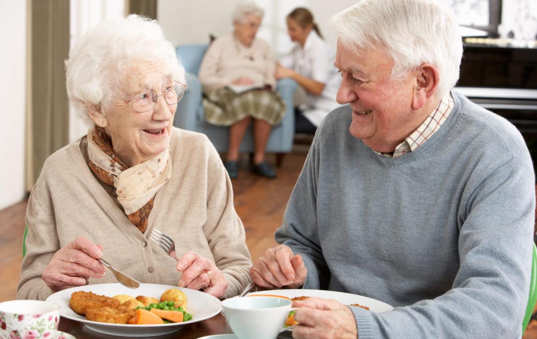 Essen und Trinken im Alter