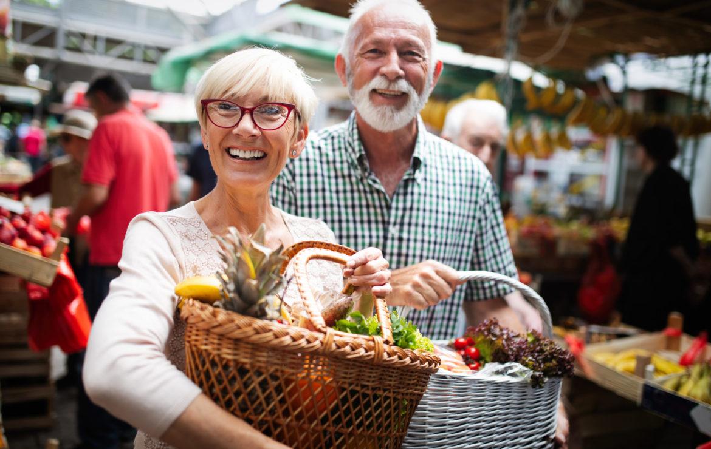 Gesunde Ernährung im Alter für Körper und Geist